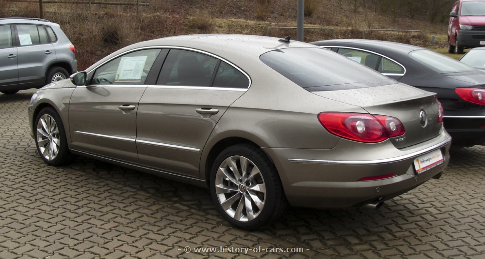 Volkswagen Passat CC 3.6 2012 photo - 2