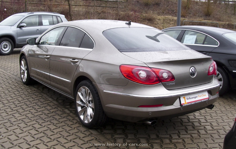 Volkswagen Passat CC 3.6 2012 photo - 3