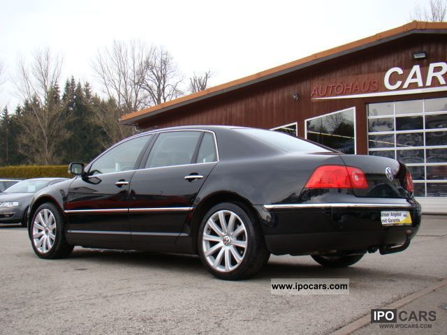 Volkswagen Phaeton 3.0 2007 photo - 1