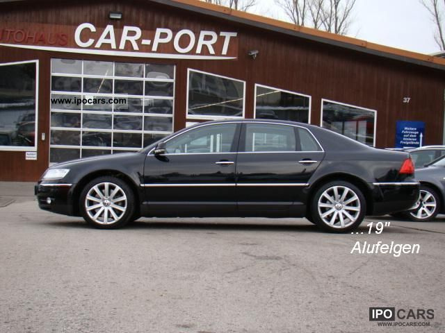 Volkswagen Phaeton 3.0 2007 photo - 10