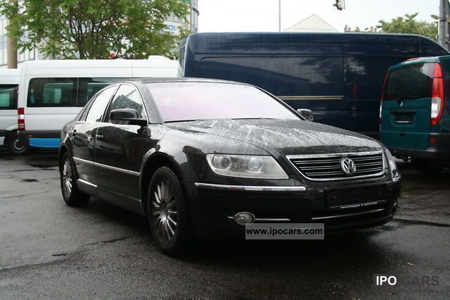 Volkswagen Phaeton 3.0 2007 photo - 11
