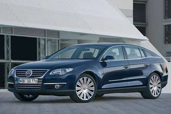 Volkswagen Phaeton 3.0 2007 photo - 12
