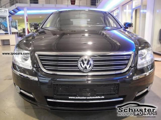 Volkswagen Phaeton 3.0 2007 photo - 2