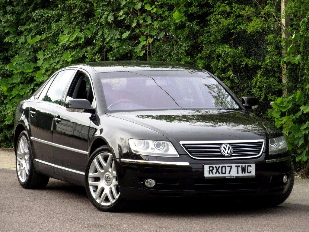 Volkswagen Phaeton 3.0 2007 photo - 3