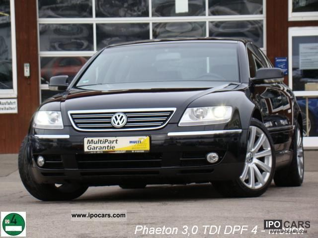 Volkswagen Phaeton 3.0 2007 photo - 4