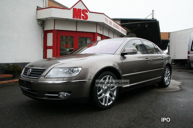 Volkswagen Phaeton 3.0 2007 photo - 5