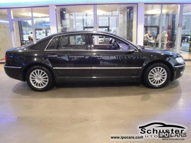 Volkswagen Phaeton 3.0 2007 photo - 7