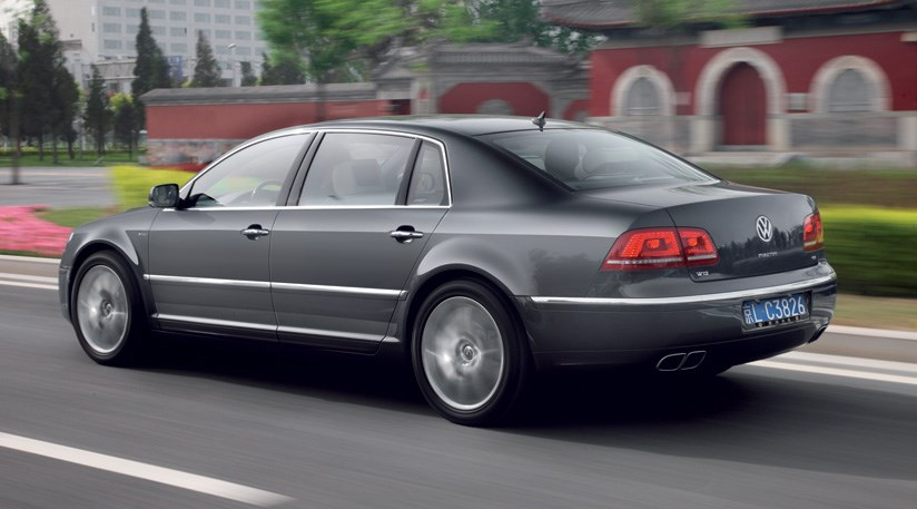Volkswagen Phaeton 3.0 2010 photo - 1