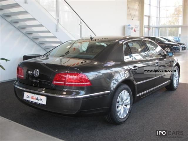 Volkswagen Phaeton 3.0 2010 photo - 12