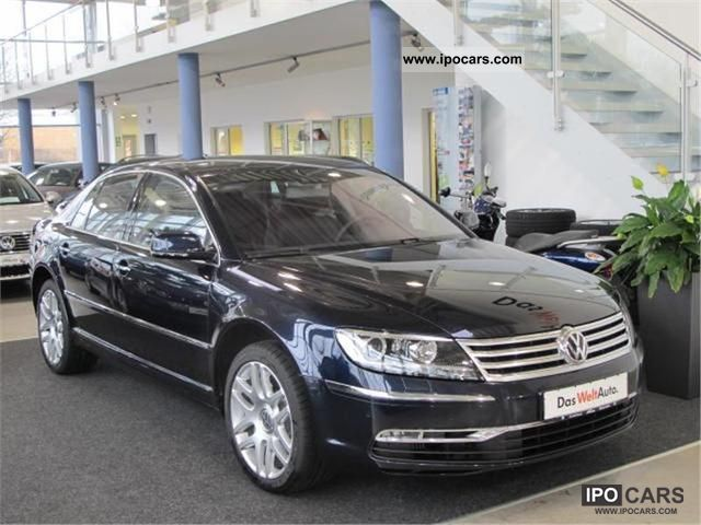 Volkswagen Phaeton 3.0 2010 photo - 2