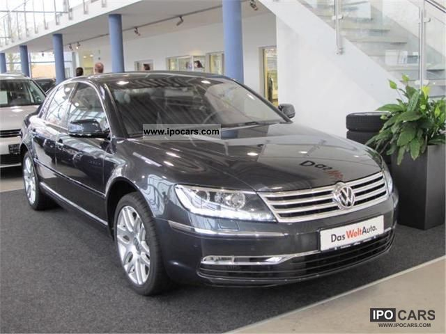 Volkswagen Phaeton 3.0 2010 photo - 3