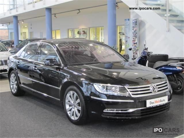 Volkswagen Phaeton 3.0 2010 photo - 4