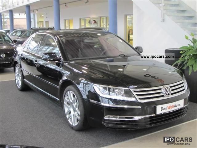 Volkswagen Phaeton 3.0 2010 photo - 5