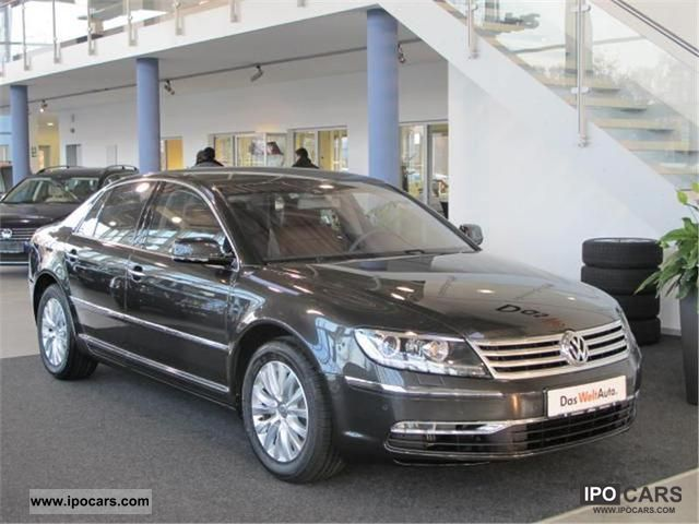 Volkswagen Phaeton 3.0 2010 photo - 6
