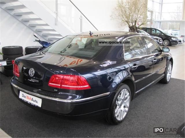 Volkswagen Phaeton 3.0 2010 photo - 7