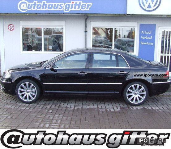 Volkswagen Phaeton 3.0 2011 photo - 10