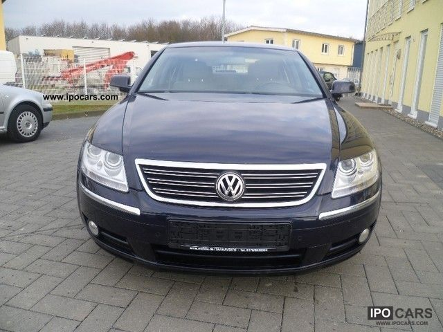 Volkswagen Phaeton 3.2 2004 photo - 4