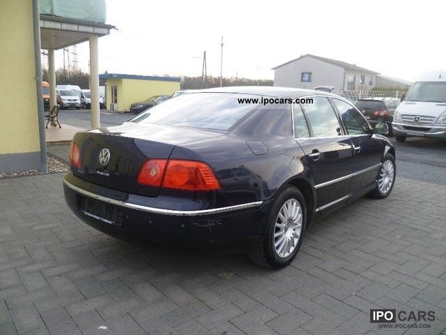 Volkswagen Phaeton 3.2 2004 photo - 5