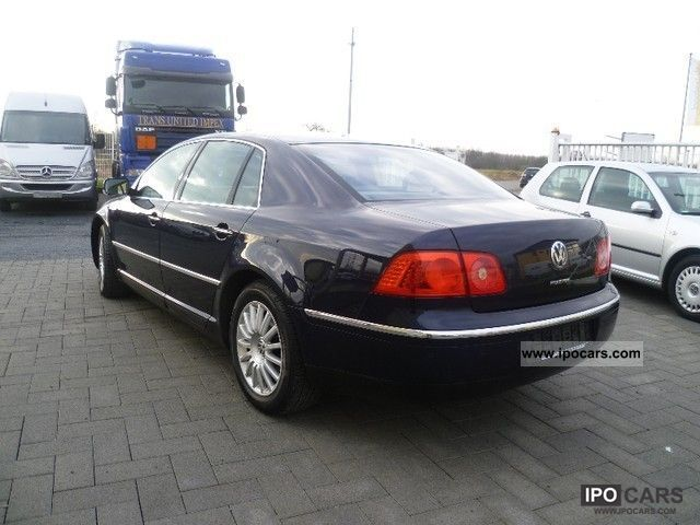 Volkswagen Phaeton 3.2 2004 photo - 6