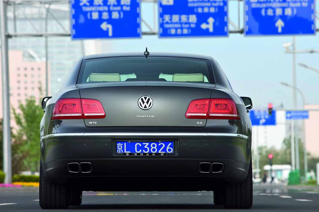 Volkswagen Phaeton 3.6 2013 photo - 8