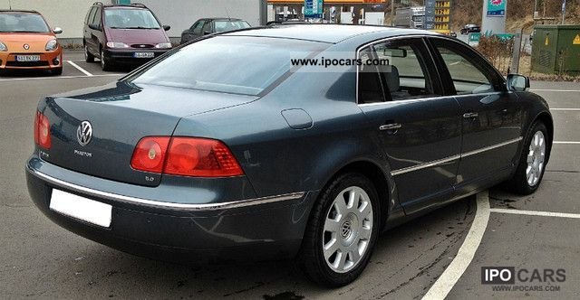 Volkswagen Phaeton 5.0 2004 photo - 10