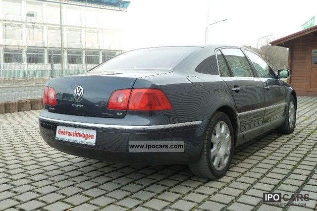 Volkswagen Phaeton 5.0 2004 photo - 3