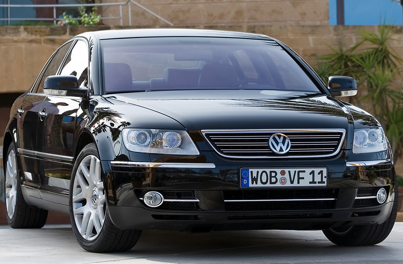 Volkswagen Phaeton 6.0 2006 photo - 1