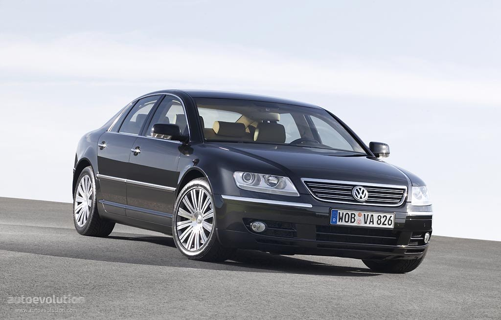 Volkswagen Phaeton 6.0 2006 photo - 11