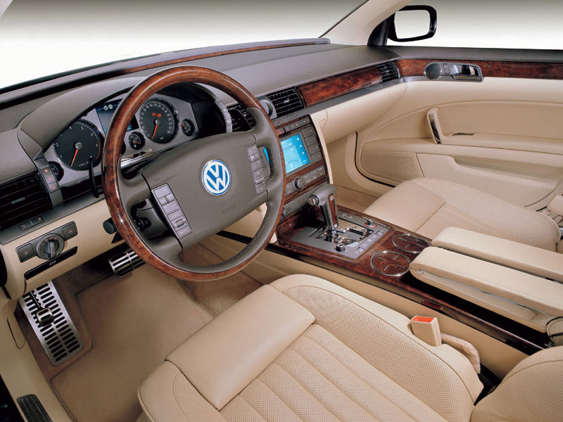 Volkswagen Phaeton 6.0 2006 photo - 4