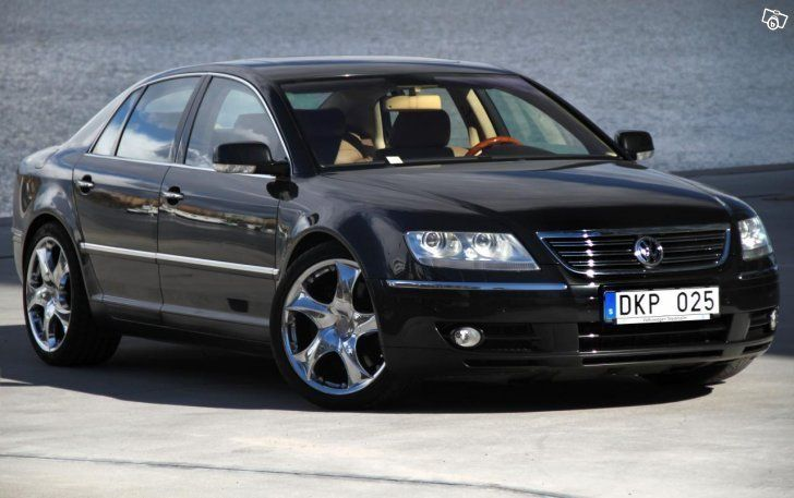 Volkswagen Phaeton 6.0 2006 photo - 6