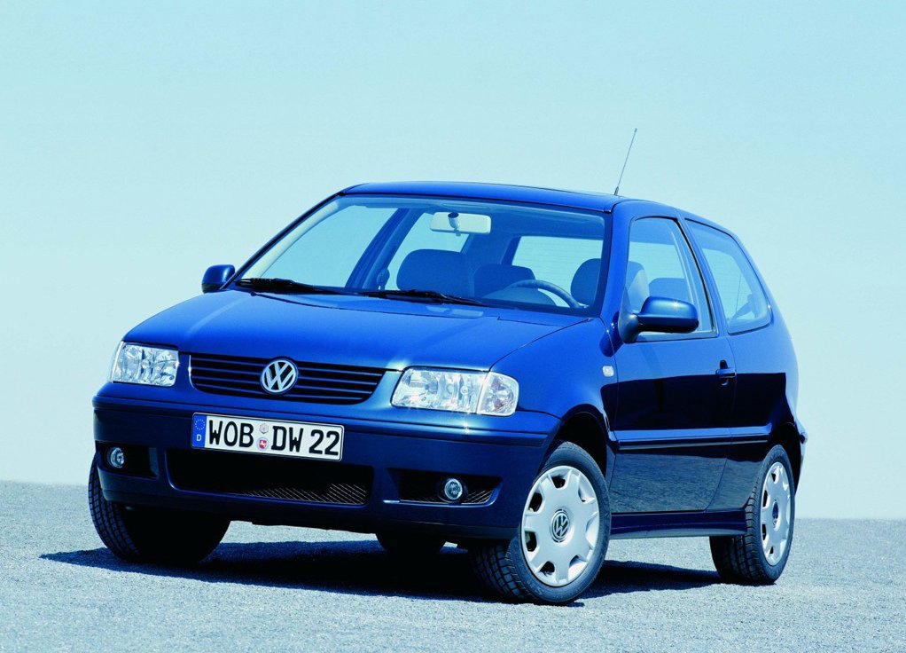 Volkswagen Polo 1.0 2000 photo - 9