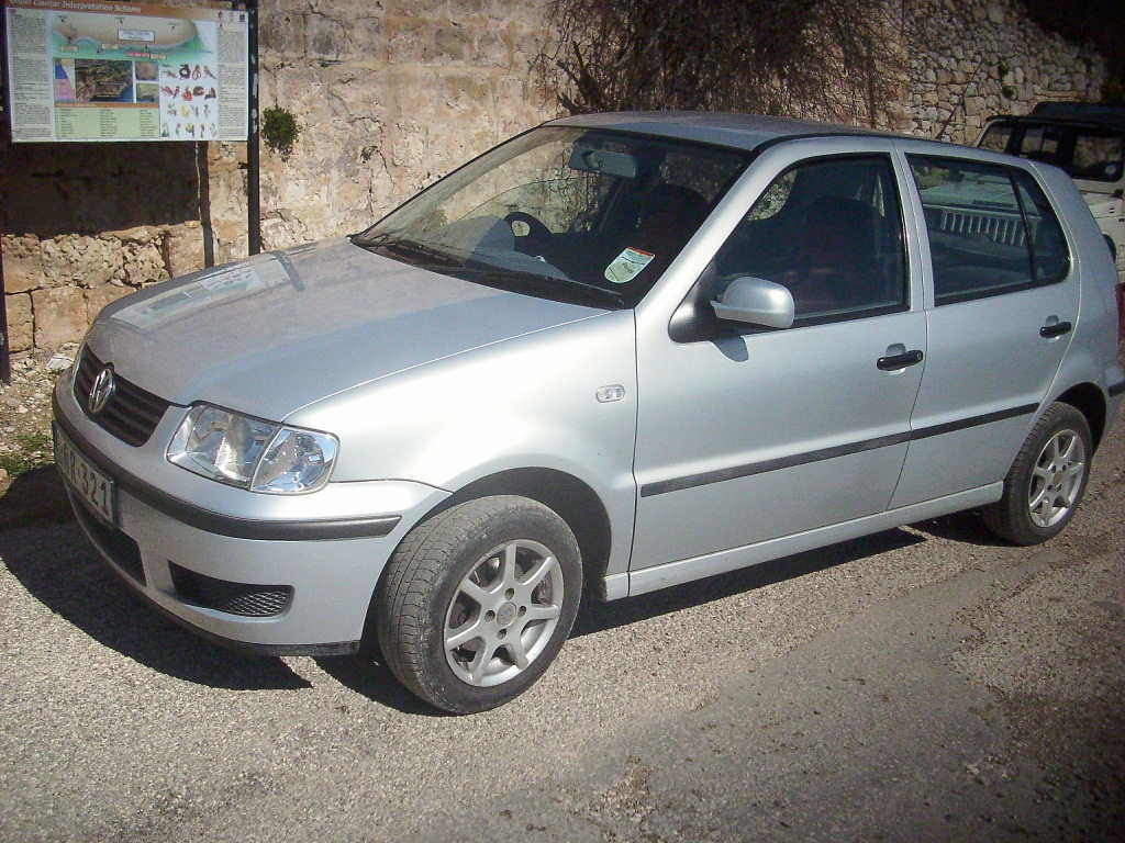 Volkswagen Polo 1.1 1997 photo - 11