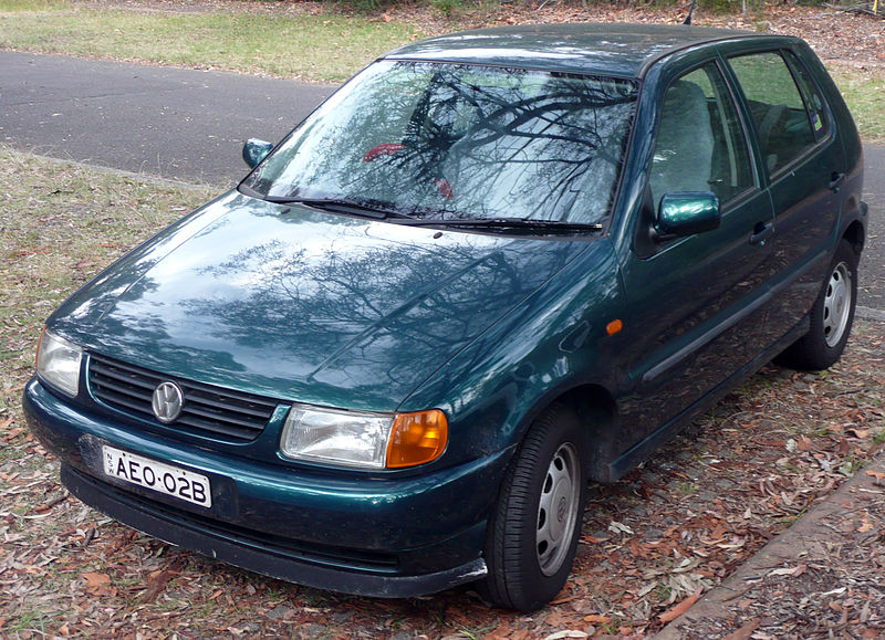 Volkswagen Polo 1.1 1997 photo - 4