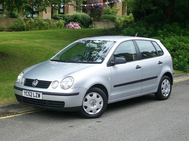 Volkswagen Polo 1.2 2002 photo - 1