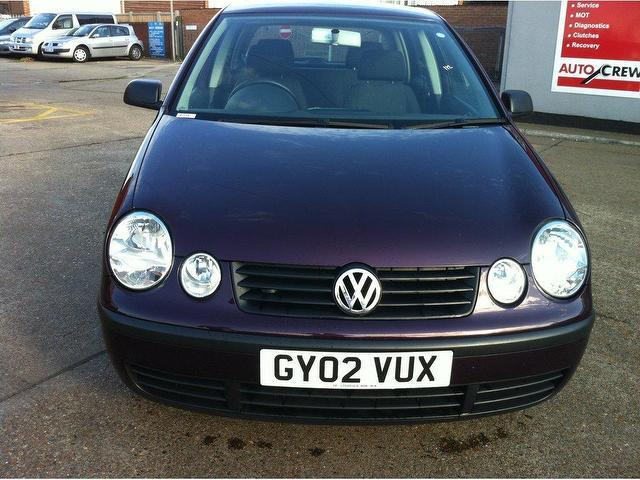 Volkswagen Polo 1.2 2002 photo - 11