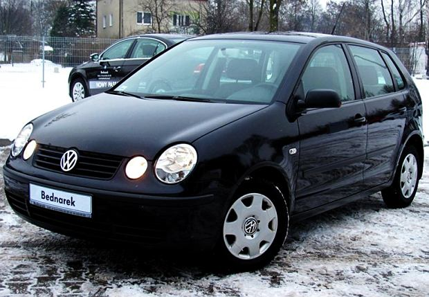 Volkswagen Polo 1.2 2002 photo - 3