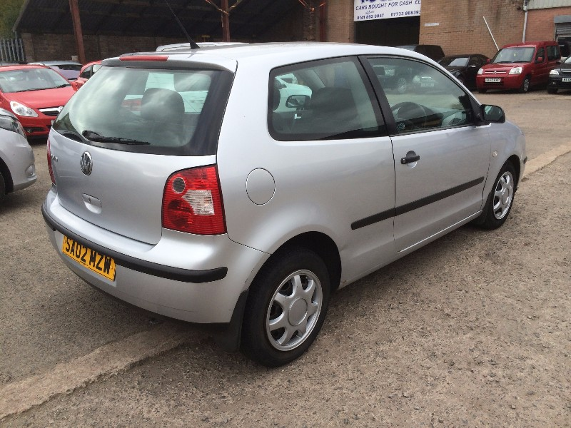 Volkswagen Polo 1.2 2002 photo - 6