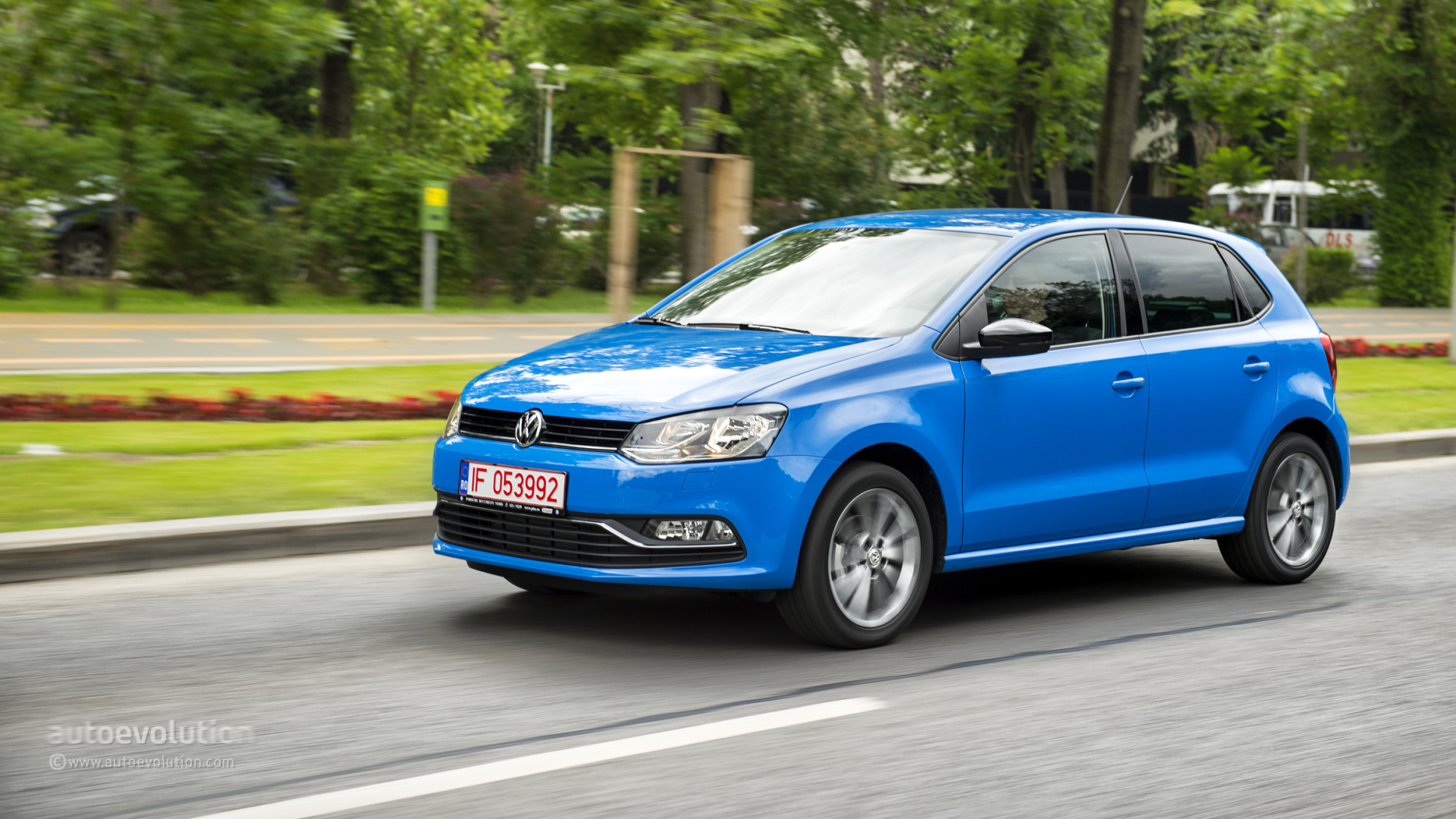 Volkswagen Polo 1.2 2014 photo - 1