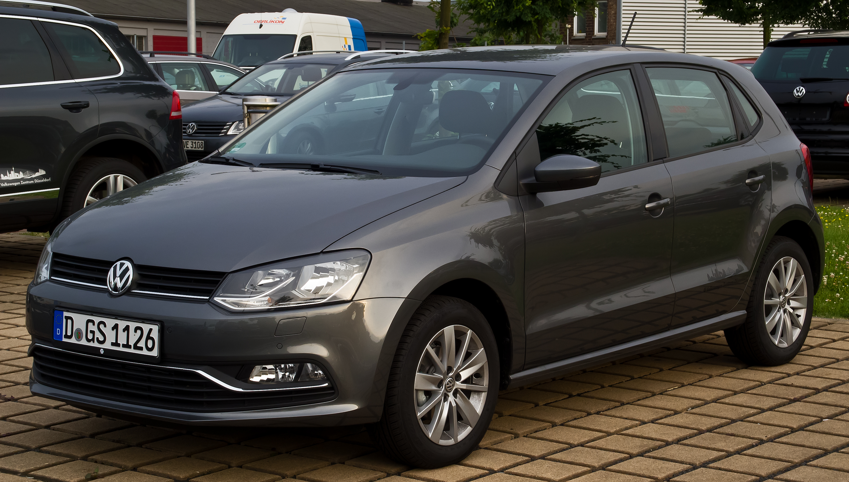 Volkswagen Polo 1.2 2014 photo - 10