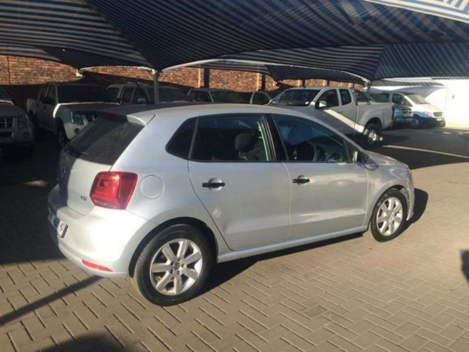 Volkswagen Polo 1.2 2014 photo - 12