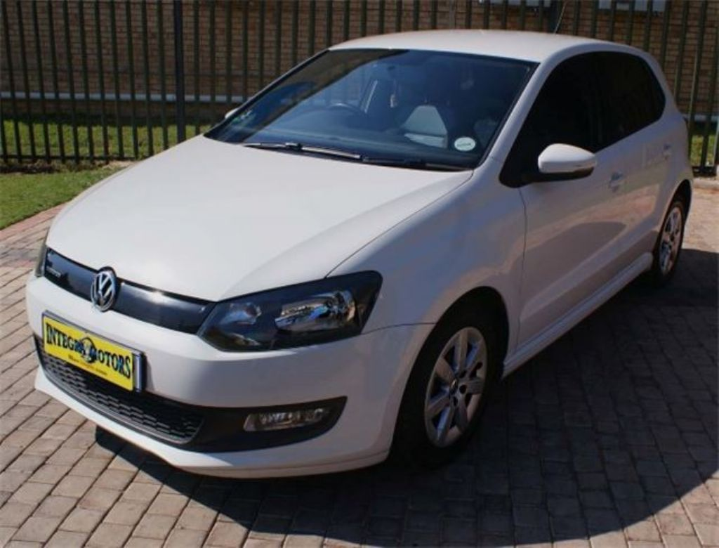 Volkswagen Polo 1.2 2014 photo - 3