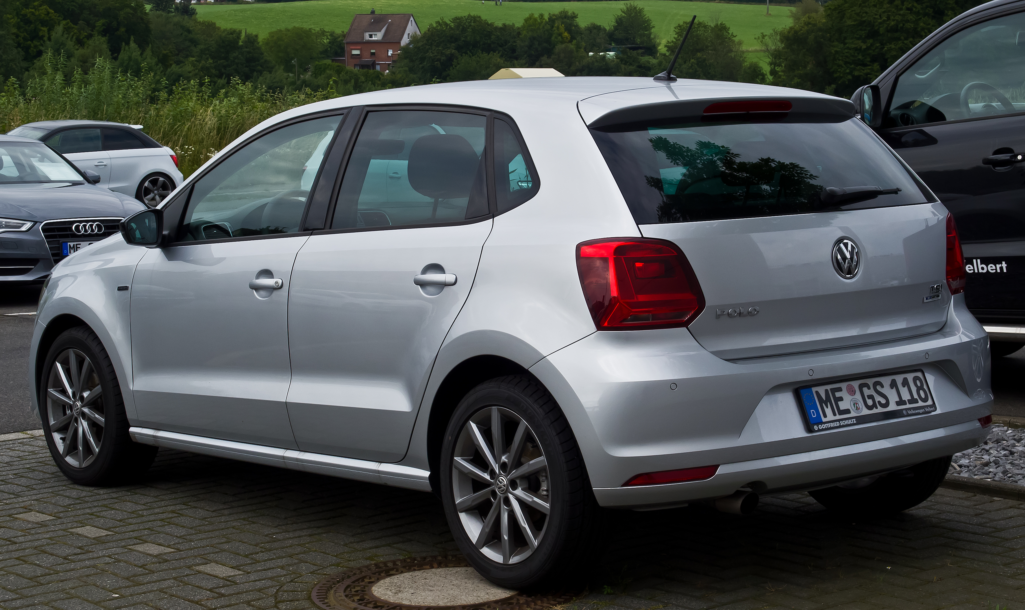 Volkswagen Polo 1.2 2014 photo - 5