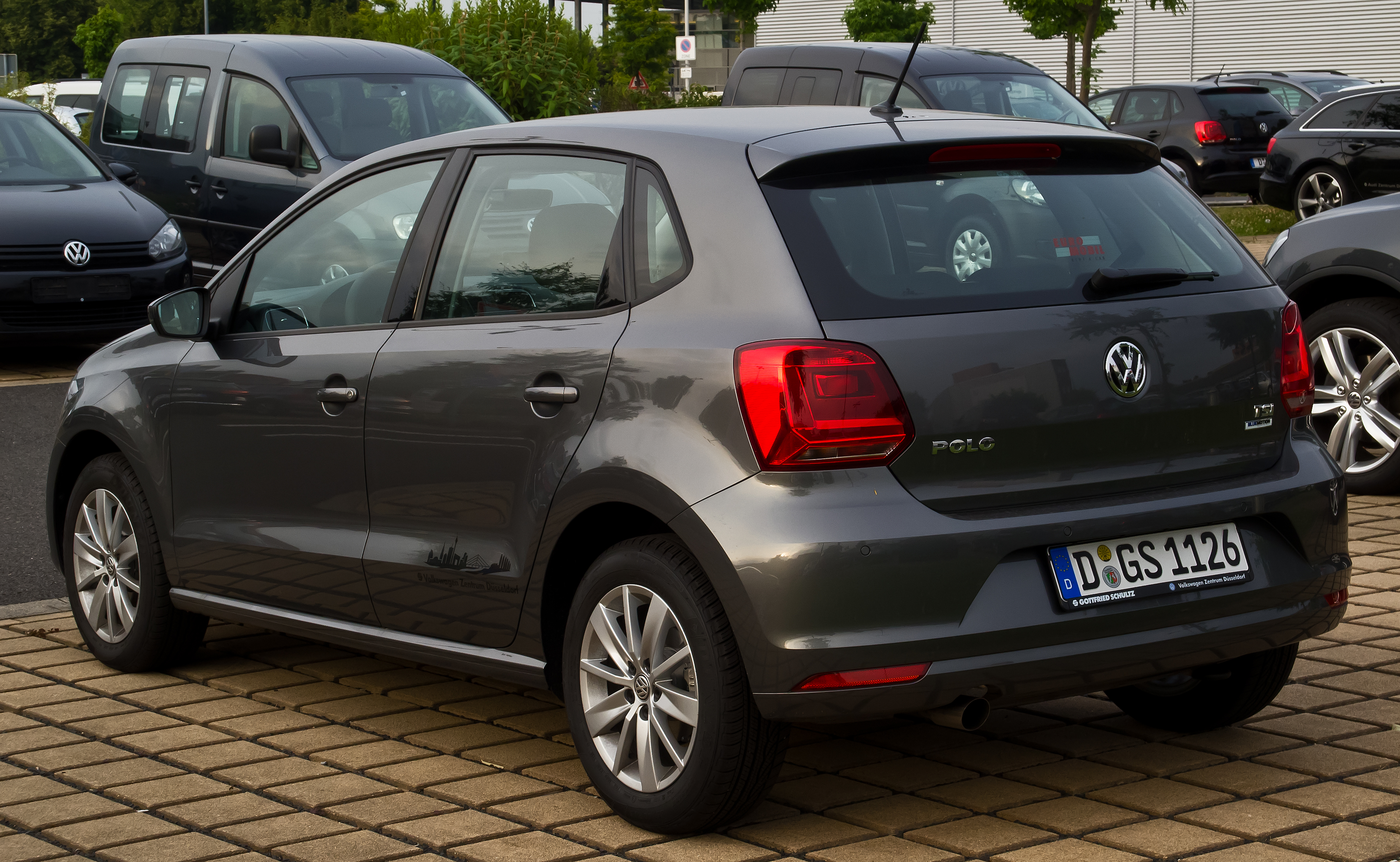 Volkswagen Polo 1.2 2014 photo - 6