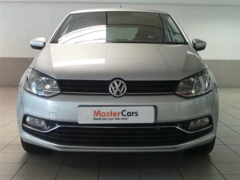 Volkswagen Polo 1.2 2014 photo - 7