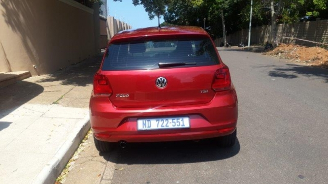 Volkswagen Polo 1.2 2014 photo - 9