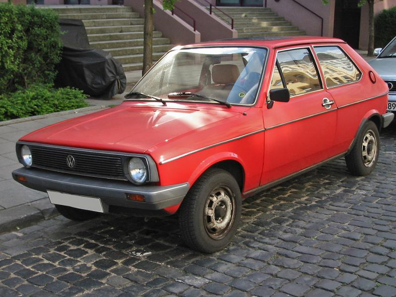 Volkswagen Polo 1.3 1985 photo - 8