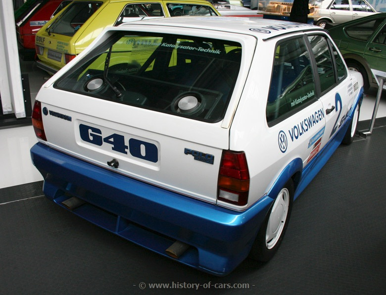 Volkswagen Polo 1.3 1985 photo - 9