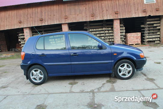 Volkswagen Polo 1.3 1998 photo - 2