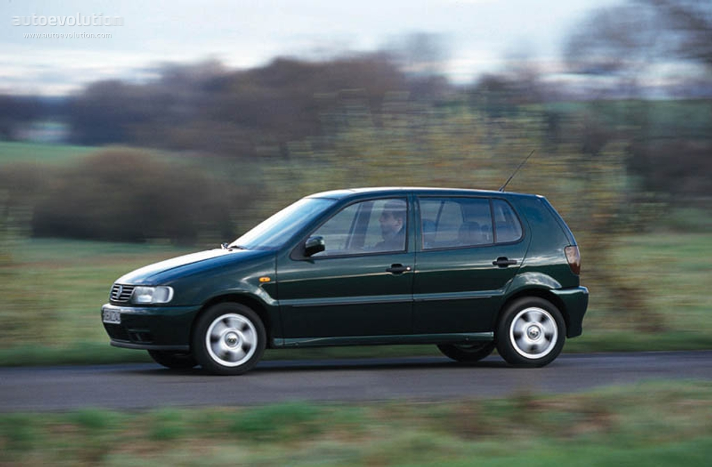 Volkswagen Polo 1.3 1998 photo - 5