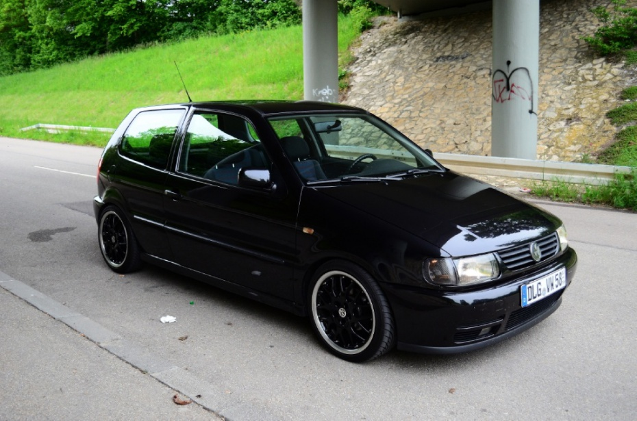Volkswagen Polo 1.3 1998 photo - 6